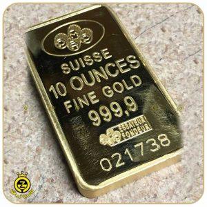 طلای سوئیسی