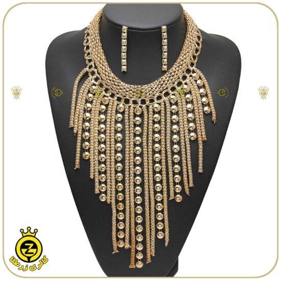 گردنبند طلا بزرگ