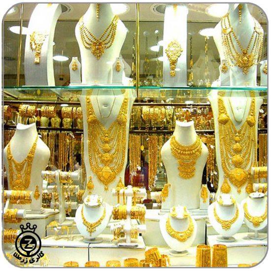 قیمت طلا عربی