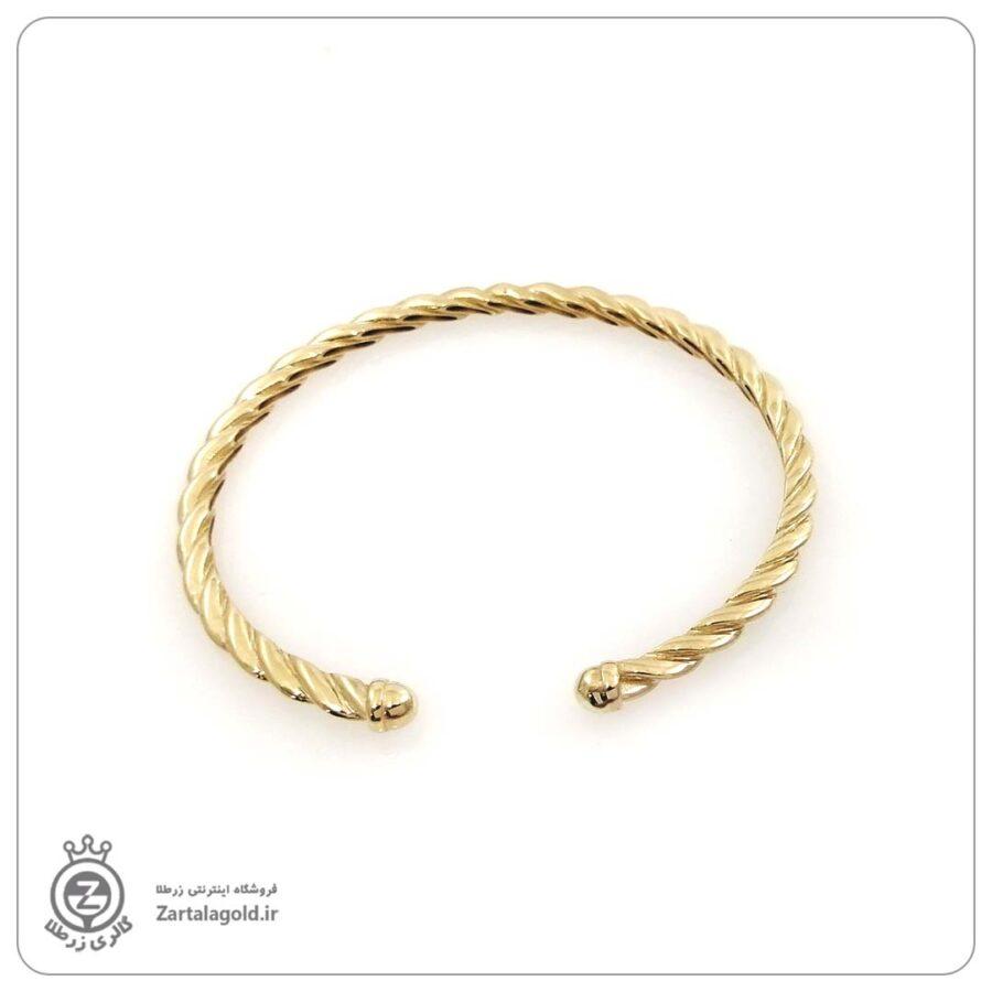 دستبند بنگل طلا دیوید یورمن